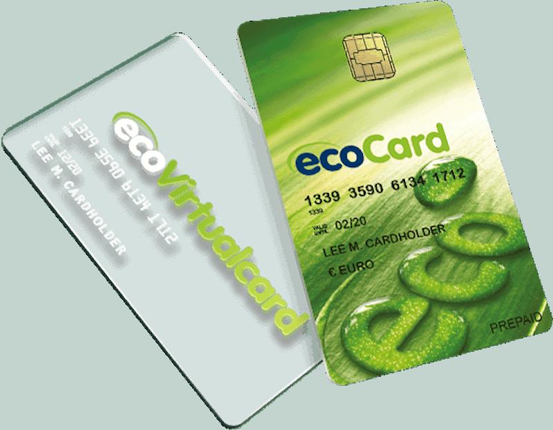La Prepagata di EcoPayz associata al tuo conto