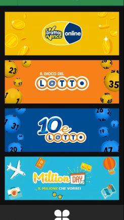 Giochi Betaland mobile